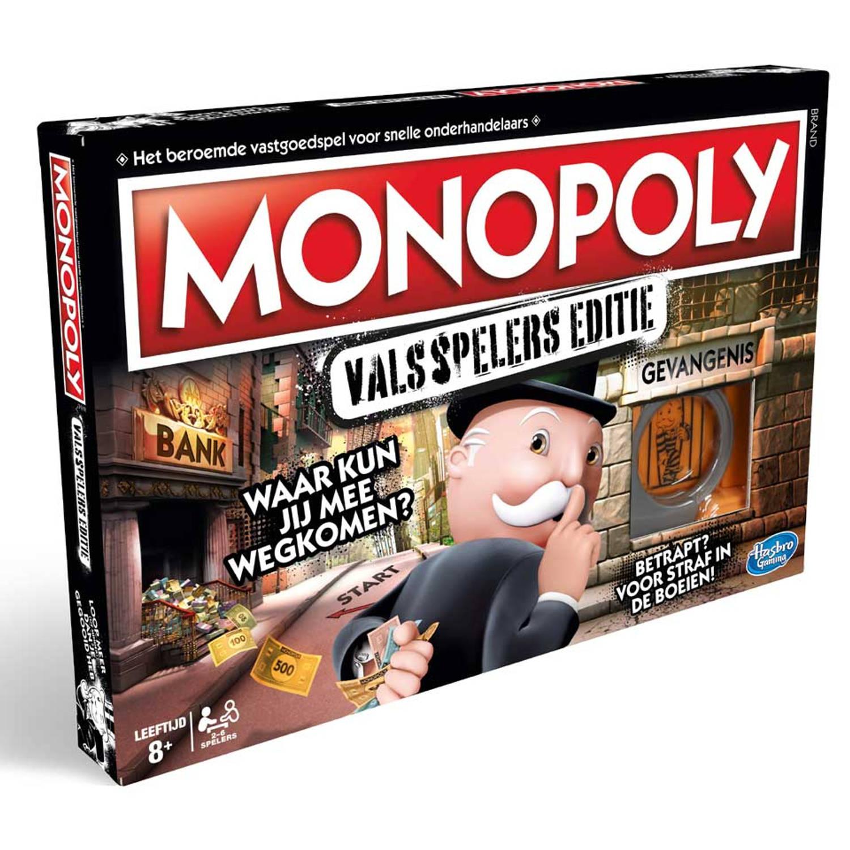 Hasbro Monopoly Valsspelerseditie - bordspel