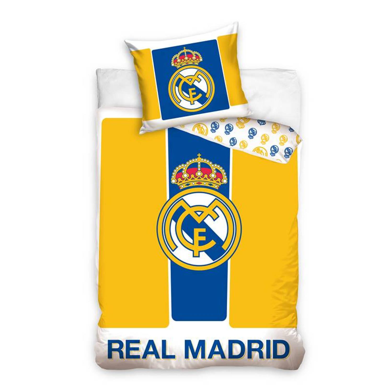 Korting Real Madrid Dekbedovertrek 100 procent Katoen