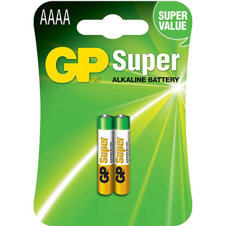 Super Alkaline AAAA, 2 stuks