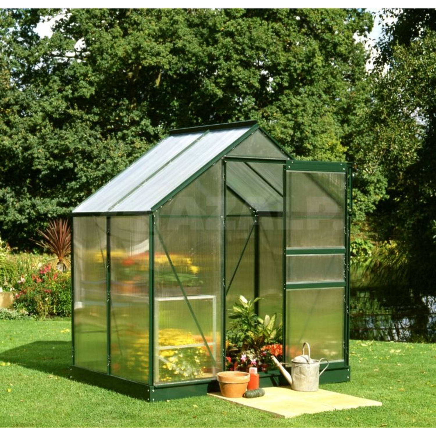 Royal Well tuinkas Popular 46 polycarbonaat