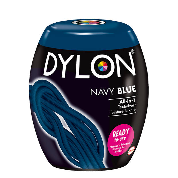 Dylon Textielverf Pods - Navy Blue