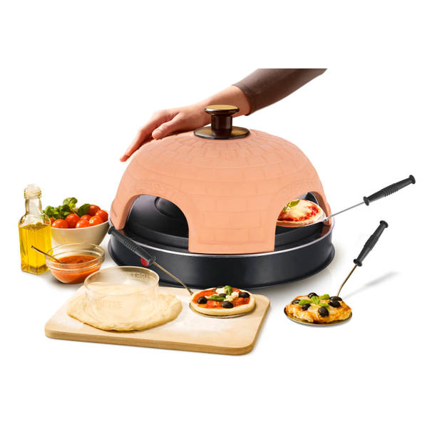 Emerio pizzarette Cool Wall PO-115985 4 persoons