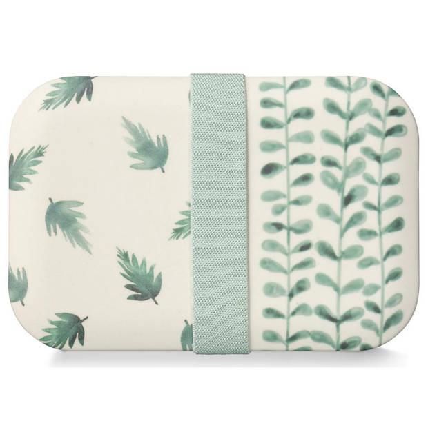 Blokker lunchbox blad - bamboe
