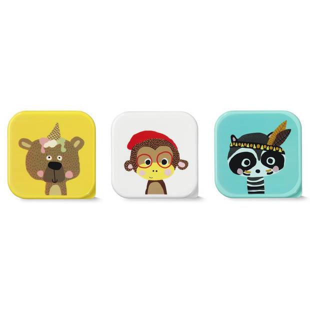 Blokker 3-in-1 snackbox animals