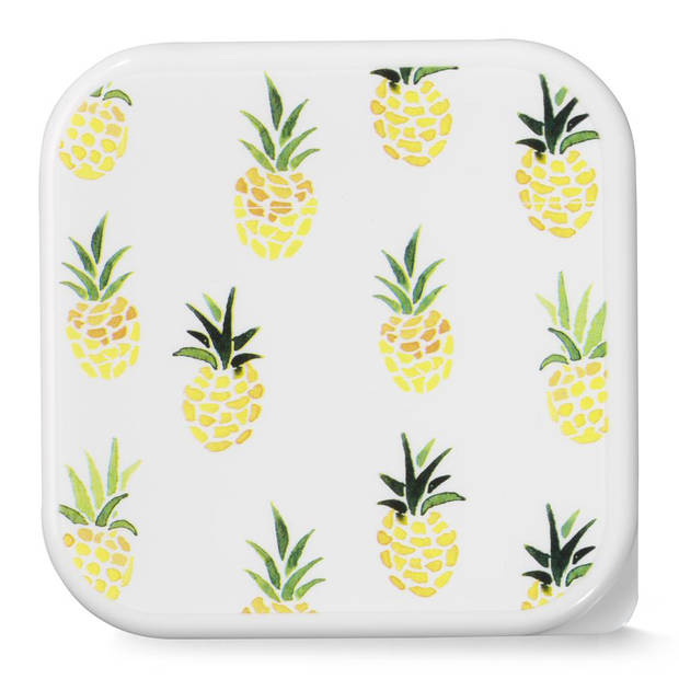 Blokker 3-in-1 snackbox tropical fruits