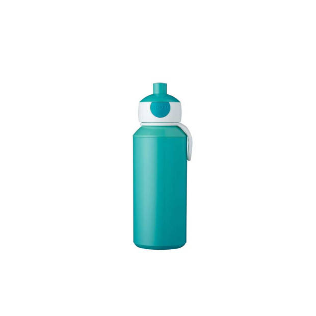 Mepal Campus pop-up drinkfles - 400 ml - turquoise