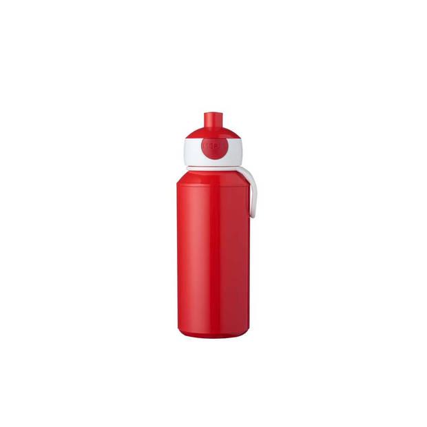 Mepal Campus pop-up drinkfles - 400 ml - rood