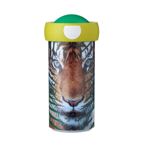 Mepal Campus Animal Planet tijger schoolbeker - 300 ml