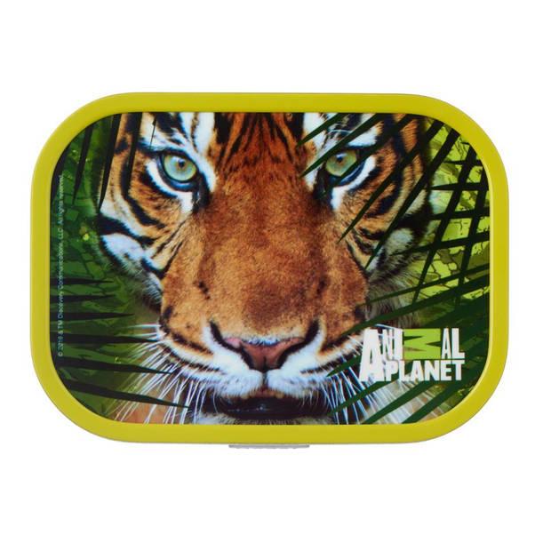 Mepal Campus Animal Planet tijger lunchbox