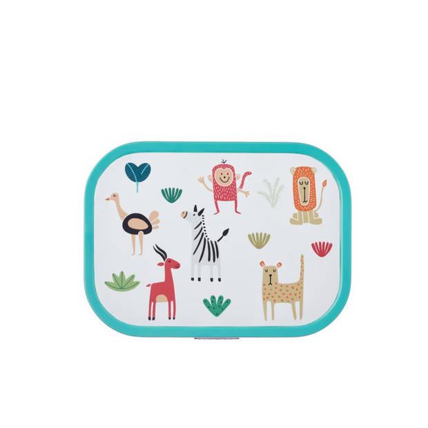 Mepal Campus lunchbox - animal friends
