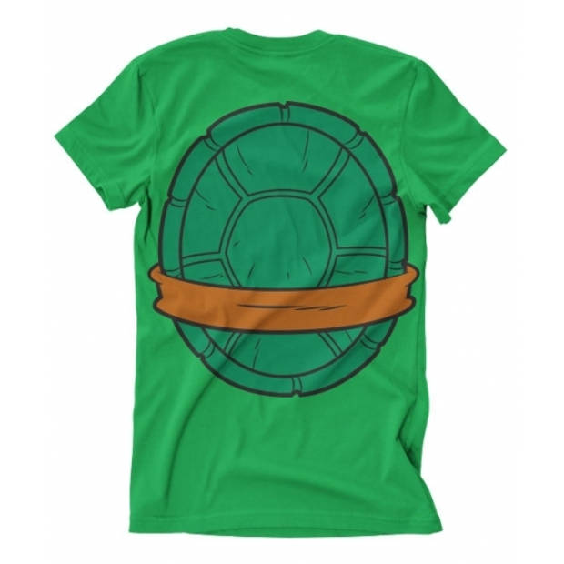 Ninja Turtles verkleed t-shirt voor heren L (52)