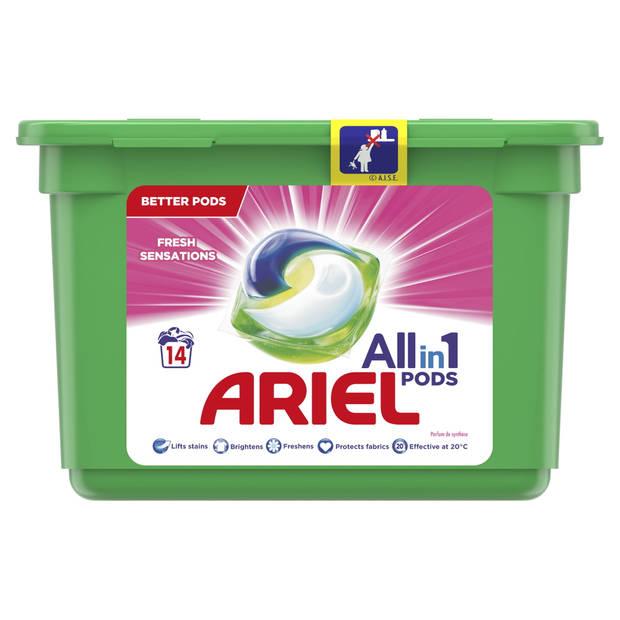 Ariel Allin1 Wasmiddelcapsules 14 Wasbeurten