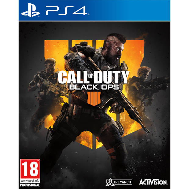 PS4 COD BLACK OPS 4