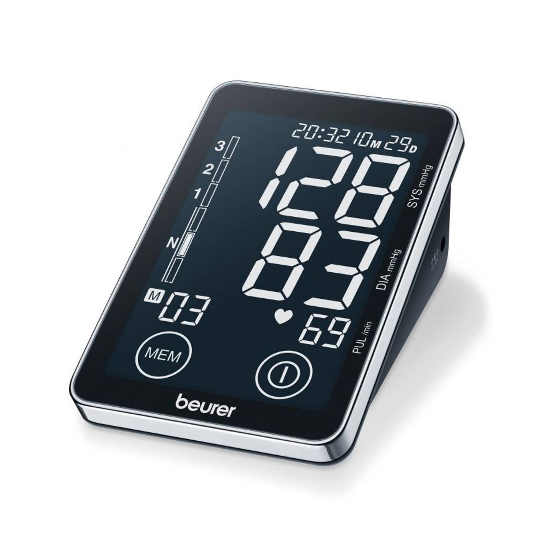 BM58 Beurer Connect Bloeddrukmeter bovenarm touchscreen