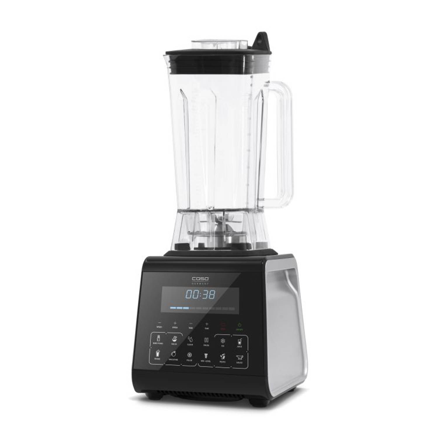 Caso B3000 Touch - Powerblender 30.000 rpm digitaal display