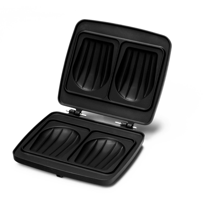 FriFri M005 Gietijzeren aluminium verwisselbare originele sandwichmaker XL