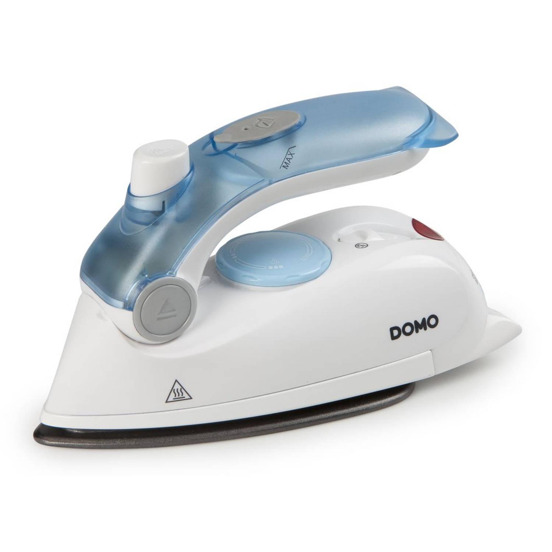 DOMO DO7036S Reisstrijkijzer, watertank 40 ml, Bipolair 110-120V/220-240V
