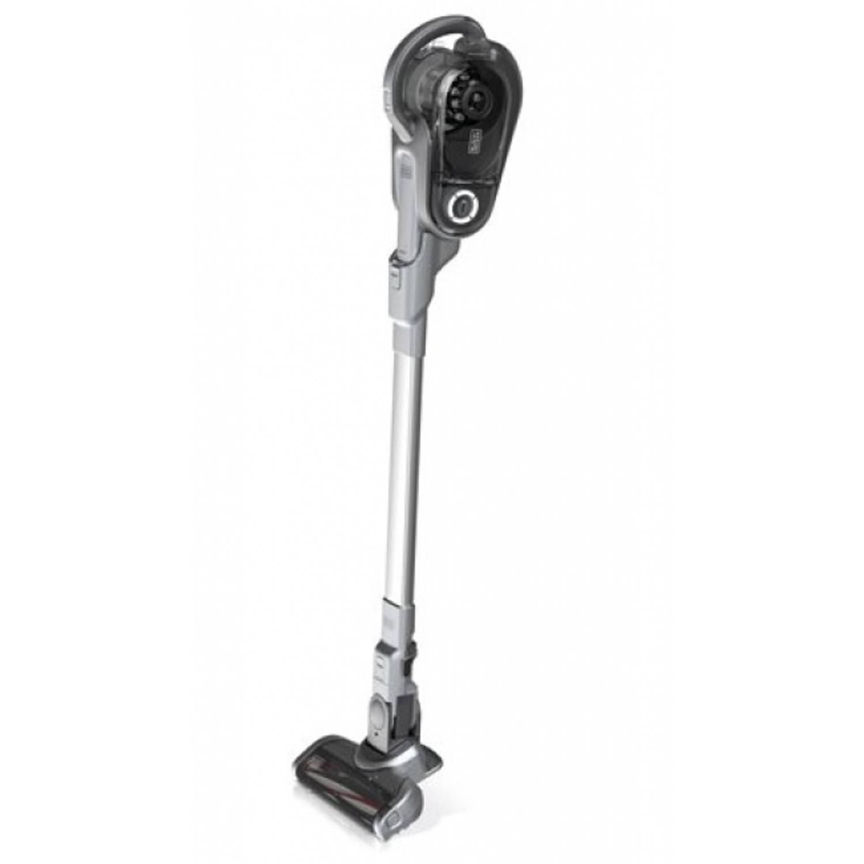 Black & decker hvfe2150lb zakloos 0.45l zwart - steelstofzuiger & elektrische bezem zwart