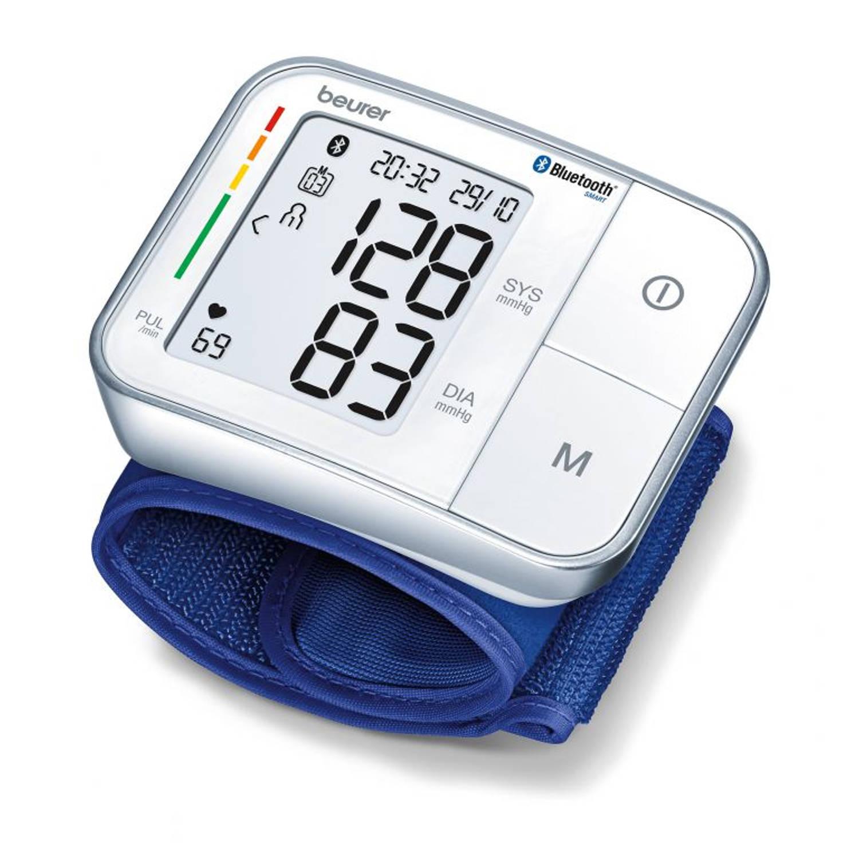 BC57 Beurer Connect Bloeddrukmeter pols Bluetooth®