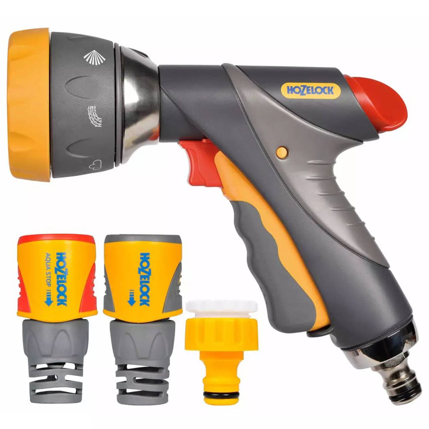 Hozelock Sproeipistool Starterset Multi Spray Pro 2371 0000