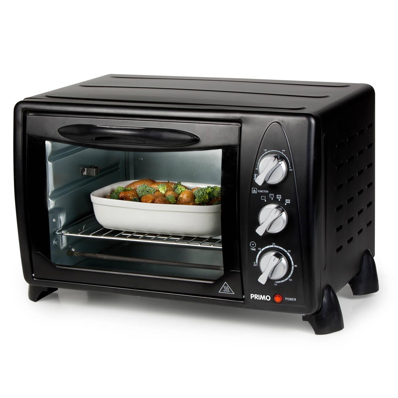 Primo mini-oven ov5-ws - vrijstaand - draaispit
