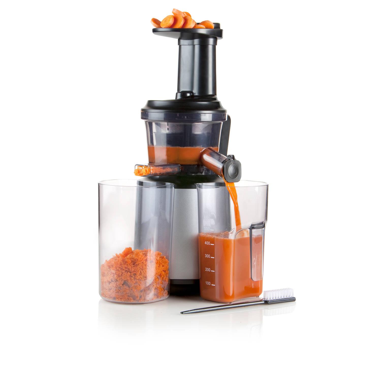 Primo slowjuicer sj1 - fruitpers - zilver