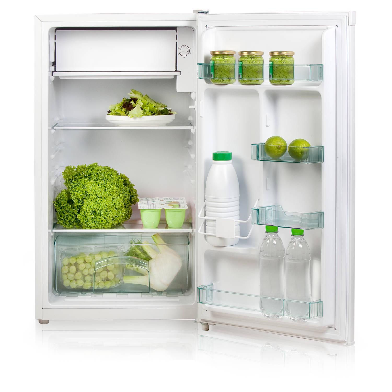 Primo koelkast met vriesvakje fr3-ws - 93l - a+