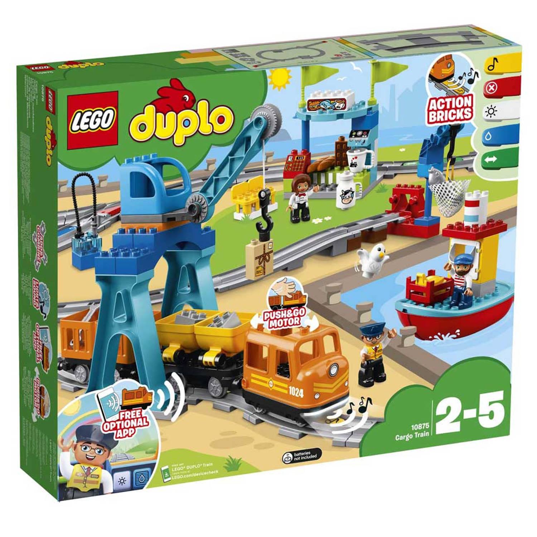 Korting LEGO DUPLO goederentrein 10875