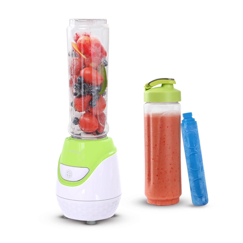 Aigostar Greenberry 30JHU - Blender to go - Groen/Wit