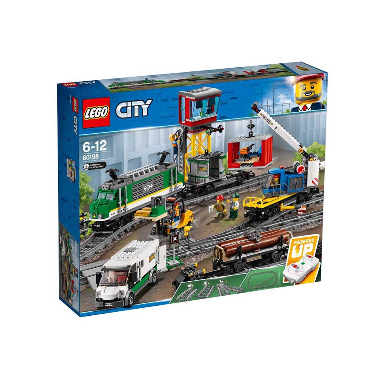 60198 Lego City Vrachttrein