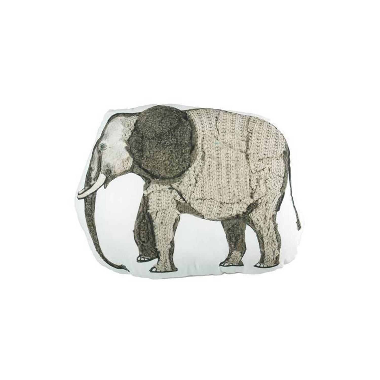 Beddinghouse Kids Beddinghouse Elephant sierkussen - 45x55 cm