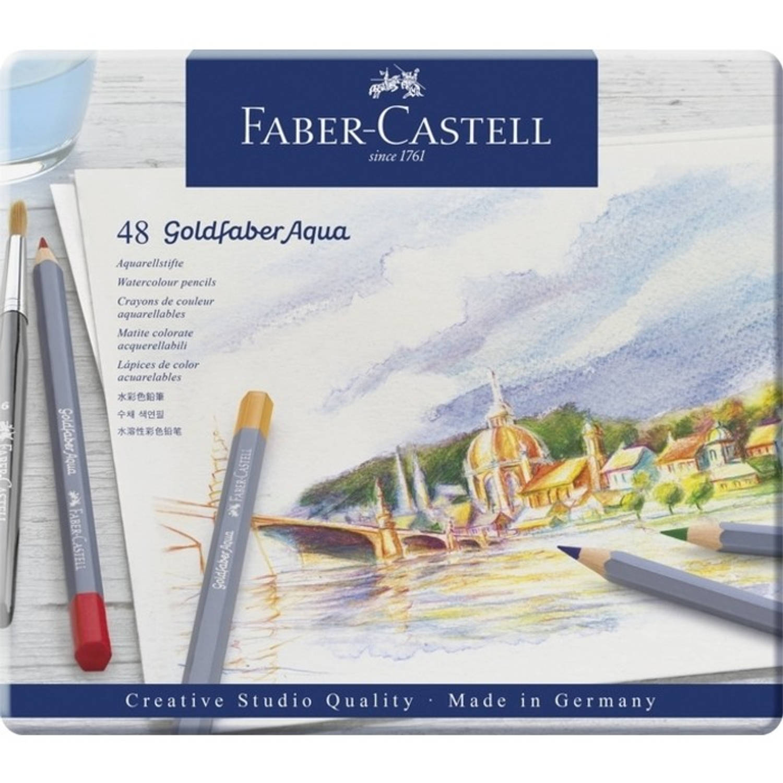 Aquarelkleurpotlood Faber castell Goldfa