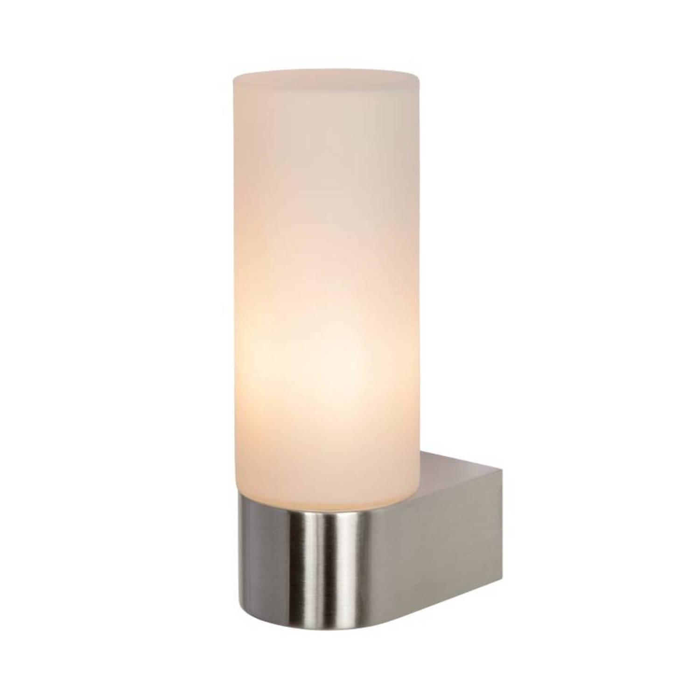 Lucide Jesse - Spiegellamp Badkamer - G9 - IP44 - Mat chroom | Blokker