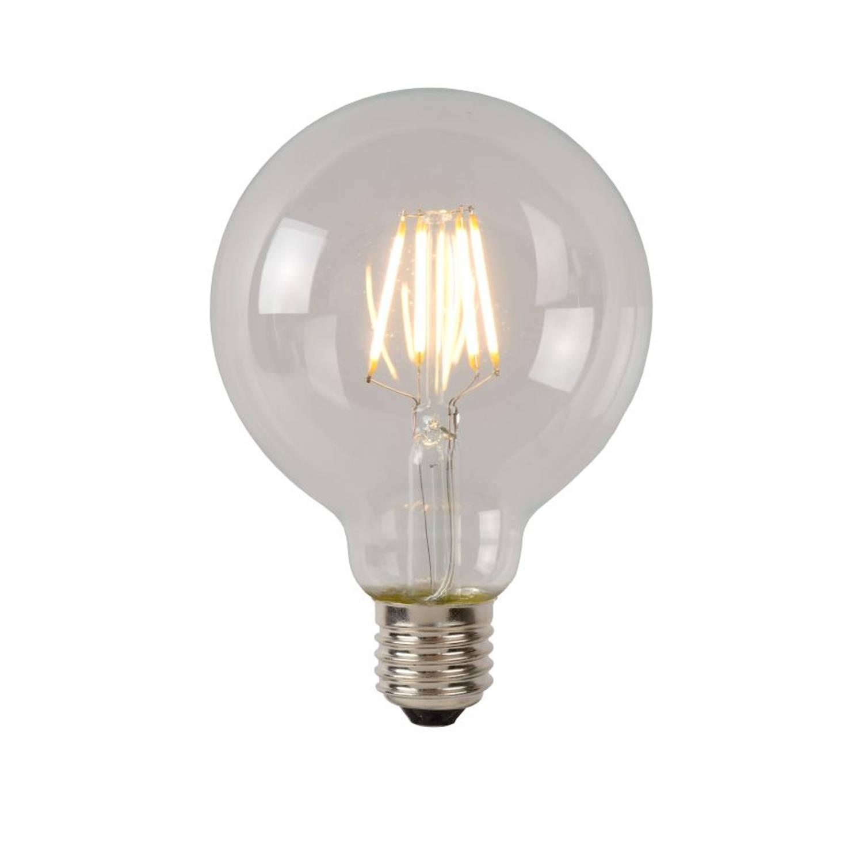 Lucide LED BULB Filament lamp Ø 9,5 cm LED Dimb.