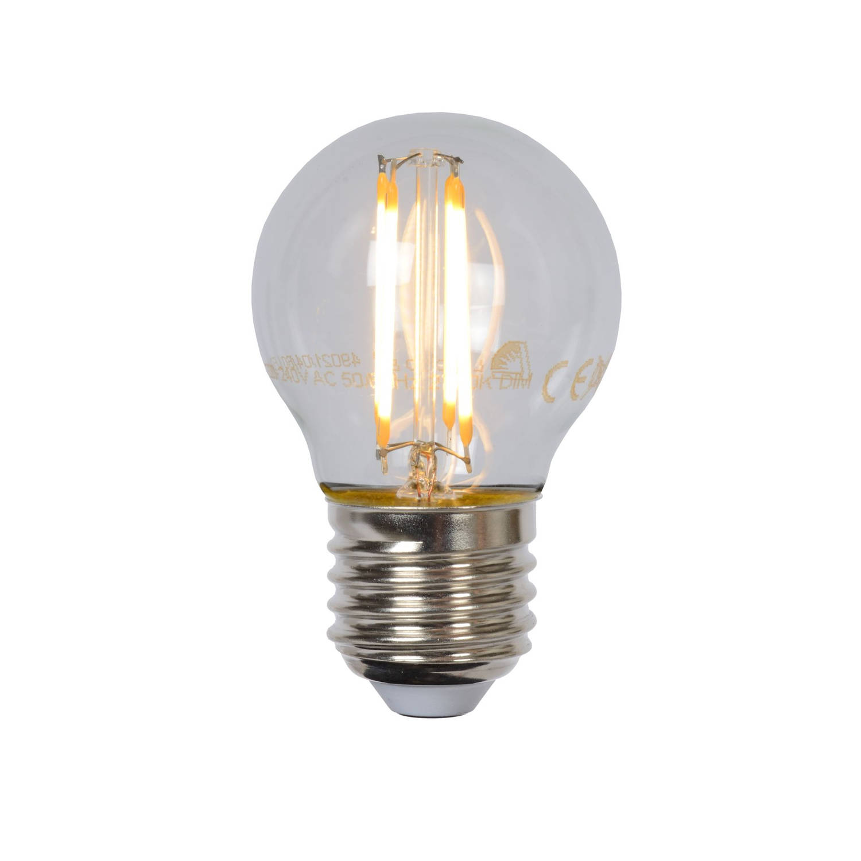 Lucide LED BULB Filament lamp Ø 4,5 cm LED Dimb.