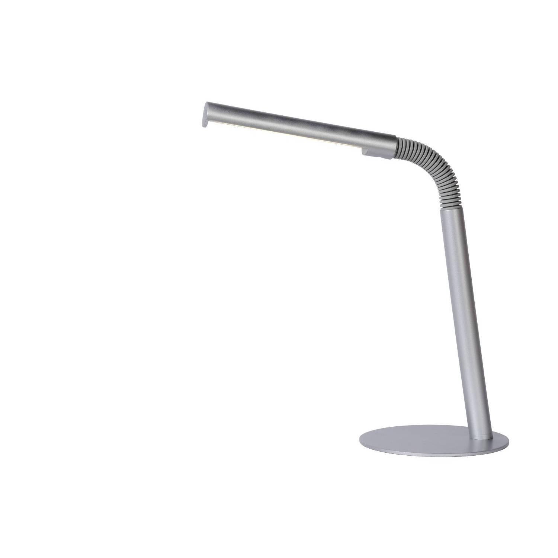 Lucide GILLY - Bureaulamp - LED - 1x3W 4000K - Grijs