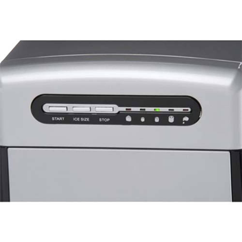 IJsblokjesmachine met uitneembare lade 99339