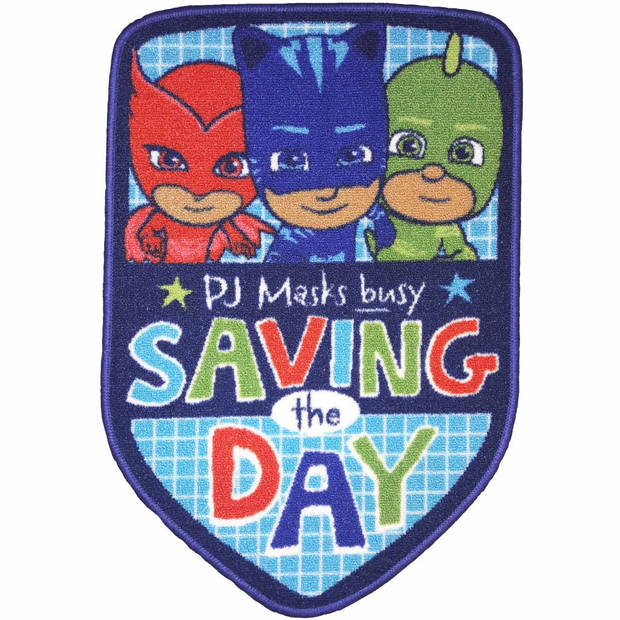 PJ MASKS SAVE THE DAY - VLOERKLEED - 53
