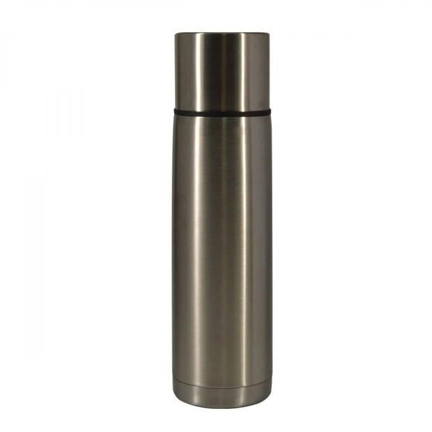 Blokker thermosfles - RVS - 0,5 liter