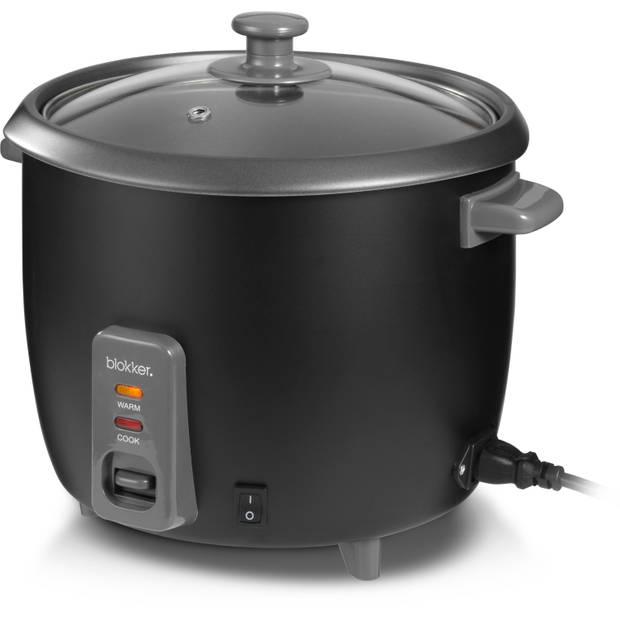 Blokker rijstkoker BL-17002 - 1,8 liter