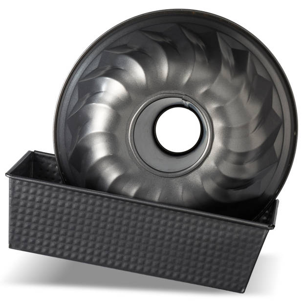 Blokker anti-aanbak tulbandvorm - ø 25 cm