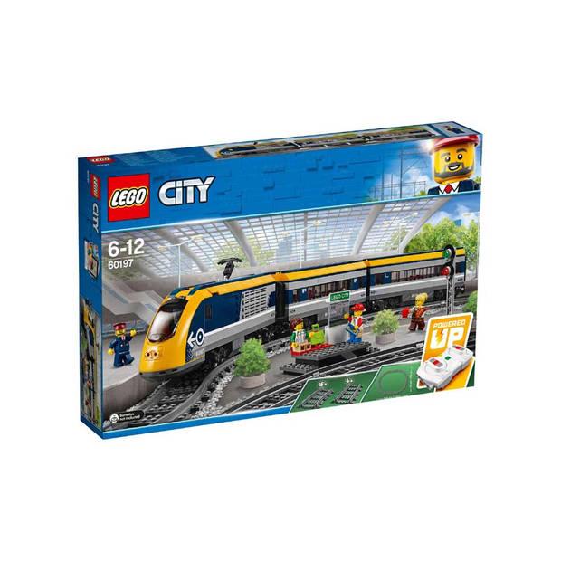 LEGO City passagierstrein 60197