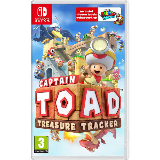 SWITCH CAPTAIN TOAD TT NL