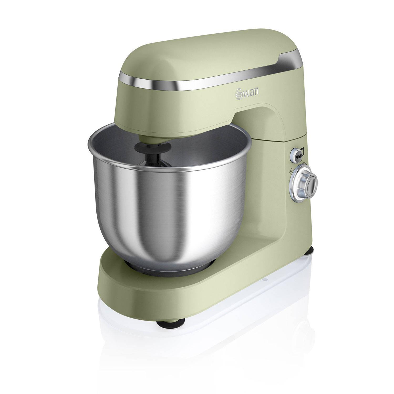 Swan Retro Keukenmachine SP25010GN Groen
