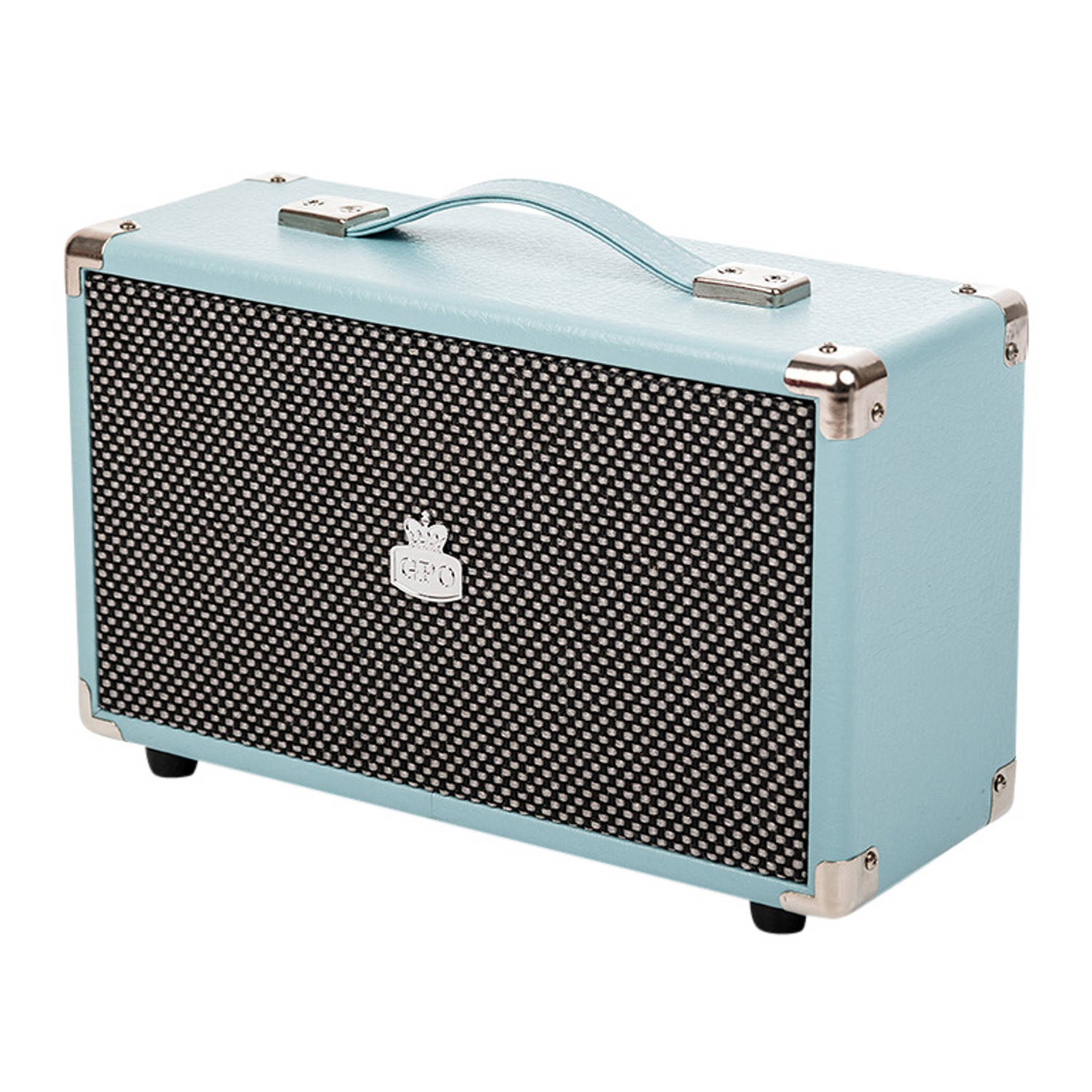 GPO Westwood Bluetooth Speaker Sky Blue