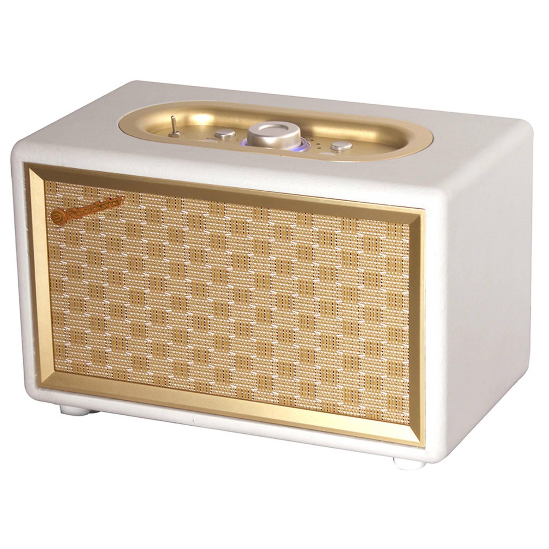 Roadstar HRA-310BT Bluetooth Speaker Creme