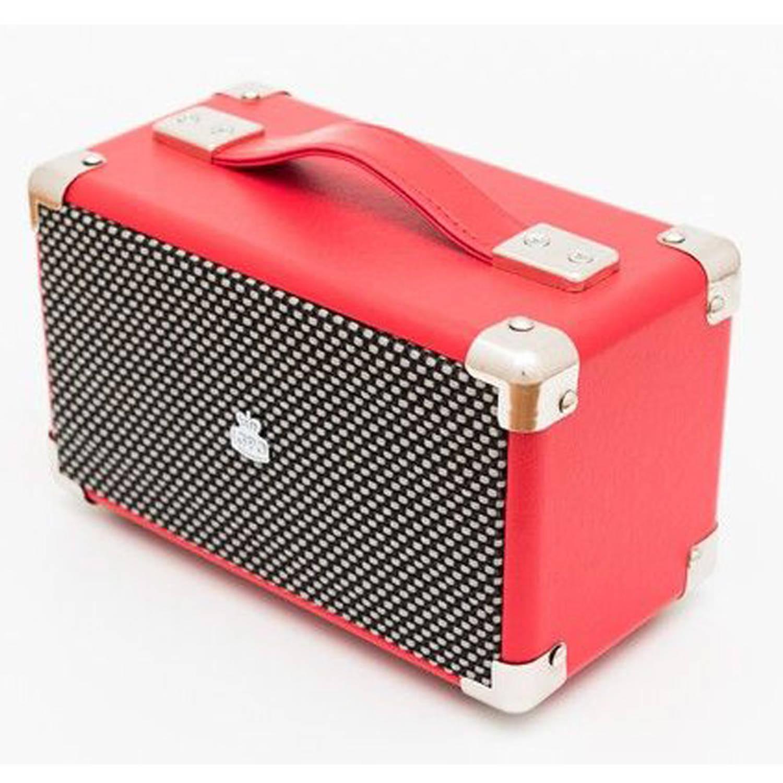 GPO Westwood Mini Bluetooth Speaker Rood