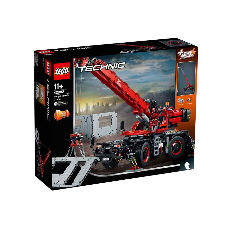 Korting LEGO Technic Kraan voor alle terreinen 42082