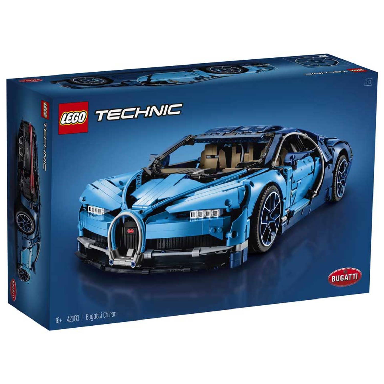 Korting LEGO Technic Bugatti Chiron 42083