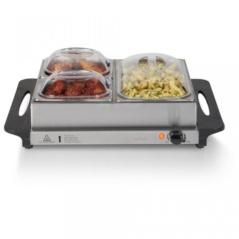 Blokker buffet warmhoudschalen BL-26402
